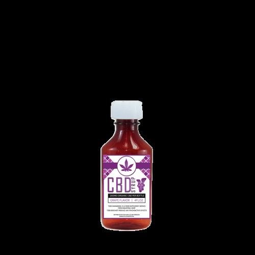 liquid hemp cbd syrup pourable syzurp