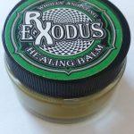 Exodus Rx - Healing Balm - Medicated Cannabis Skin Topical