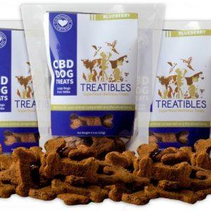 hemp cbd dog dog treats biscuit