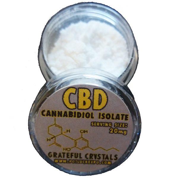 Pure CBD Powder isolate crystal distillate bulk wholesale