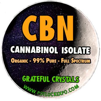 PURE CBN CRYSTALS EXTRACT POWDER DISTILLATE (CANNABINOL)