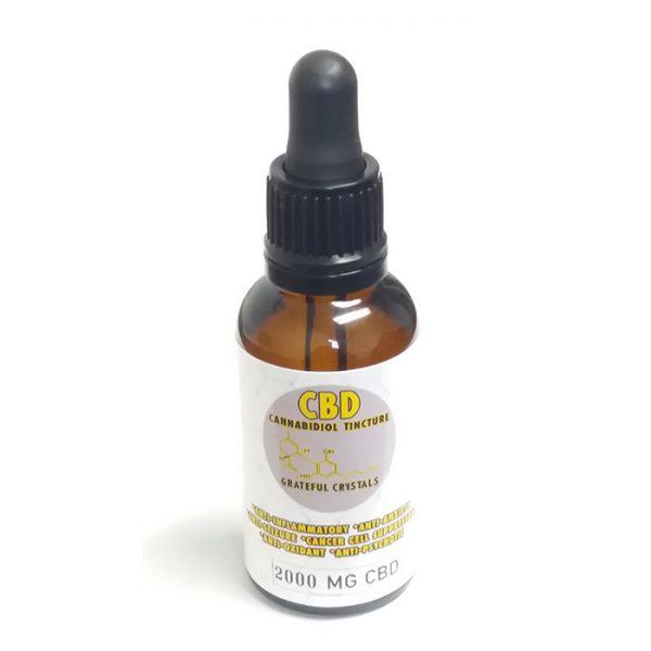 hemp cbd tincture cannabidiol