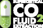 co2 fluid extraction hemp cbd cbg supercritical process icon