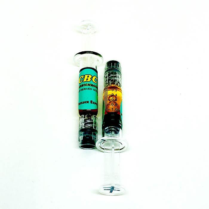 cbc isolate, cannabichromene, hemp, oil, distillate, pharma