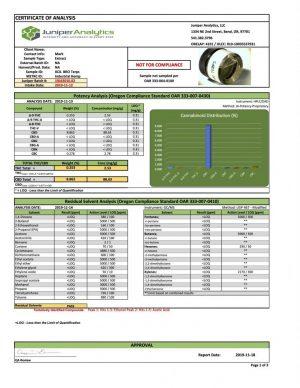 Hemp derived terpenes, steam distilled, colorado, usa, best, organic, wholesale, bulk,